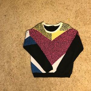 Tibi New York Oversized Sweater
